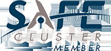 Logo Safe Cluster Member RisCrises Web