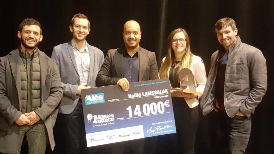 RisCrises - Prix Lauréat Concours Alès Audace 2018