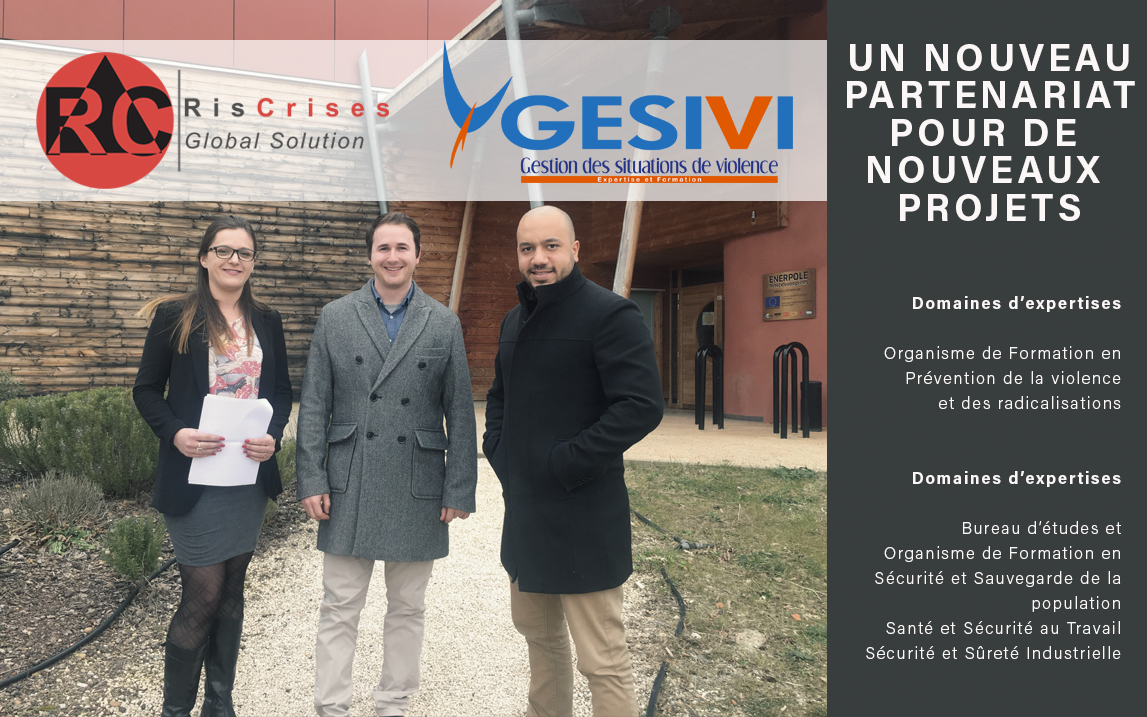 Communication PARTENARIAT RisCrises - GESIVI